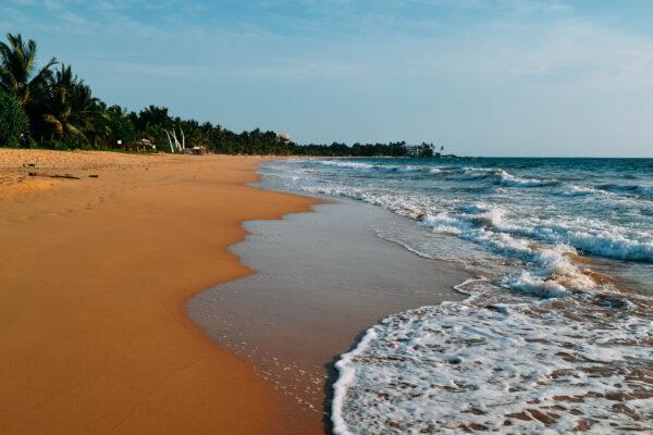 Sri Lanka Induruwa Strand