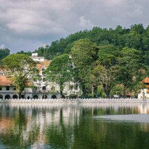 Kandy in Sri Lanka: Die besten Tipps für Sehenswürdigkeiten & Aktivitäten