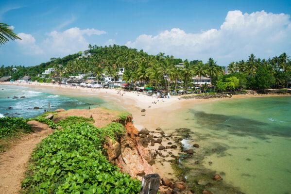 Sri Lanka Mirissa Strand