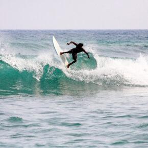 Sri Lanka Mirissa Surfen