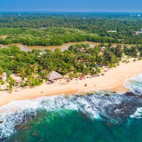Sri Lanka Tangalle Strand