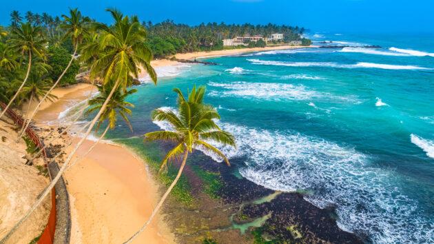 Sri Lanka Unawatuna Strand