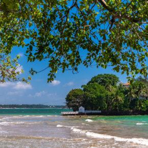 Sri Lanka Weligama Strand