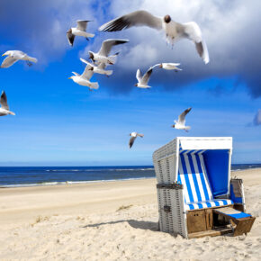 Last Minute nach Sylt: 3 Tage im 4* Hotel am Strand mit Frühstück & Wellness nur 136€