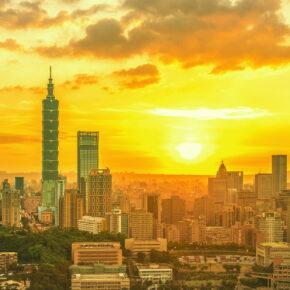 Rundreise: 3 Wochen Taiwan mit Flügen & Übernachtungen nur 544€