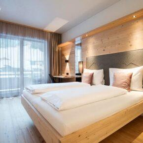 Wellness in Österreich: 3 Tage in Tirol im 4* Hotel mit Spa-Bereich nur 69€