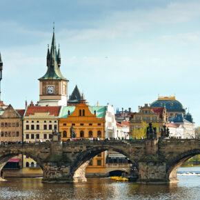 Kurztrip nach Prag: 2 Tage im TOP 4* Hotel mit Frühstück für 44€