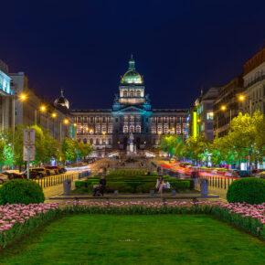 Tschechien Prag Nationalmuseum