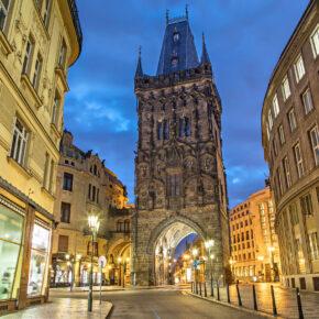 Historischer Winterzauber in Prag: 2 Tage Städtetrip übers Wochenende im 3* Hotel nur 15€