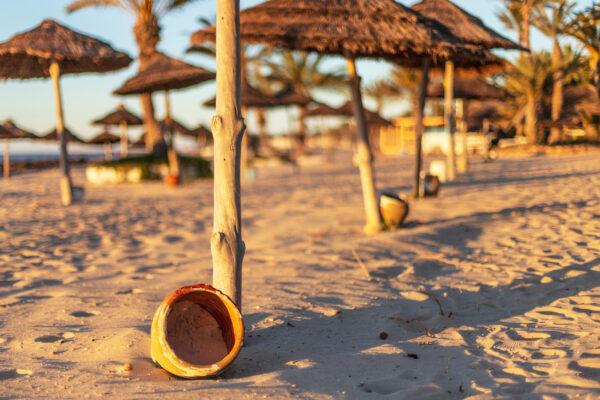 Tunesien Strand