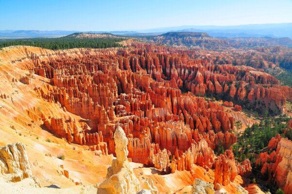 USA Bryce Canyon Ausblick