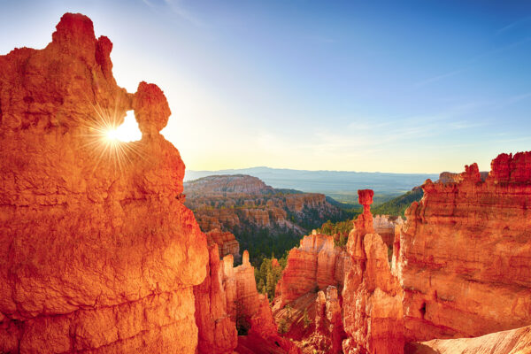 USA Bryce Canyon Felsen