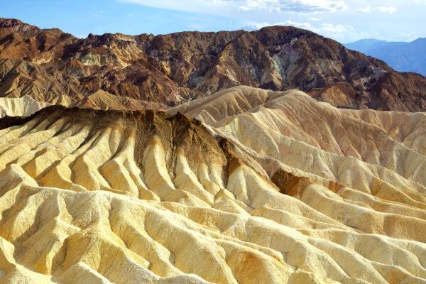 USA Death Valley Sand