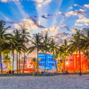 USA Florida Miami Beach Ocean Drive