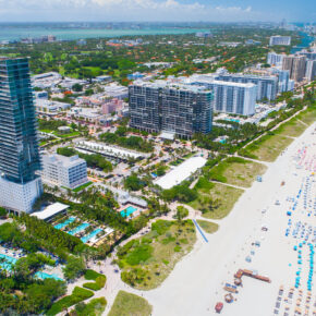 Welcome to Miami: 8 Tage USA mit 3* Hotel in Strandnähe & Flug nur 386€