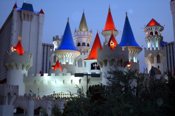 USA Las Vegas Excalibur