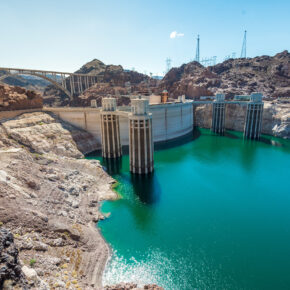 USA Las Vegas Hoover Dam
