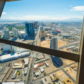 USA Las Vegas Stratosphere Tower