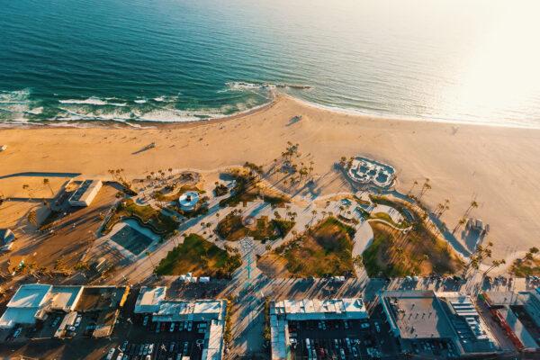 USA Los Angeles Venice Beach