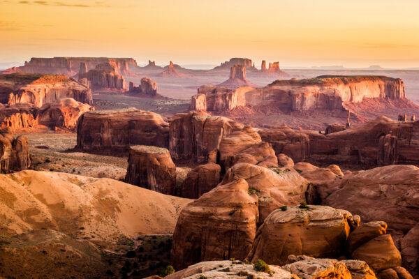 USA Monument Valley Ausblick
