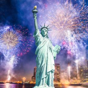 Gruppenreise für Singles: 5 Tage über Silvester in New York mit 4* Hotel, Flug, Transfer & Aktivitäten nur 1.855€