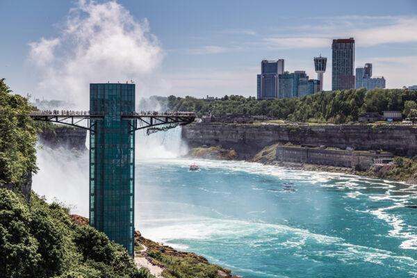USA Niagarafälle Observation Tower