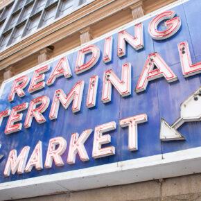USA Philadelphia Terminal Market