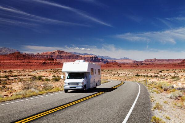 USA Utah Wohnmobil
