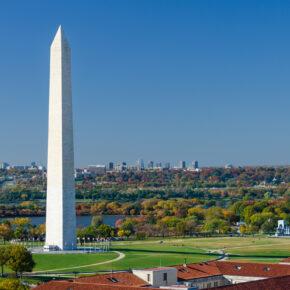 USA Washington DC Monument