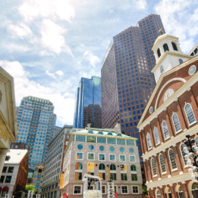 USA Boston Faneuil Hall