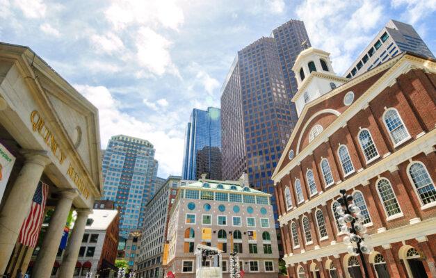 USA Boston Faneuil Hall