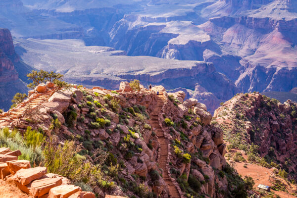 USA Grand Canyon Bright Angel Trail