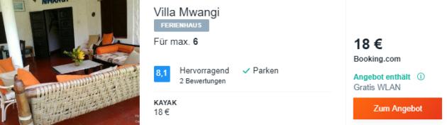 Villa Mwangi