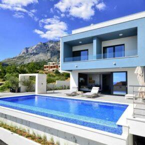 Luxus-Villa in Kroatien: 8 Tage mit eigenem Infinity-Pool & Dachterrasse für 186€ p.P.