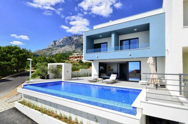 Villa Nina Makarska Tag