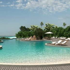 You & Me by Cocoon Maldives Pool