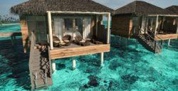 Malediven: 10 Tage in neu eröffneter 5* Villa mit Pool, All Inclusive, Flug & Transfer nur 2.066€