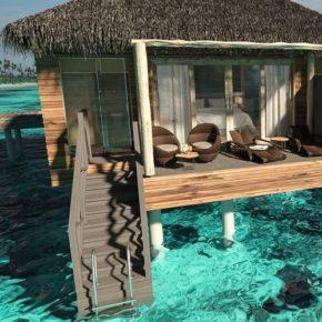 Malediven: 8 Tage in neu eröffneten 5* Villa mit Pool, Vollpension, Flug & Transfer nur 1.883€
