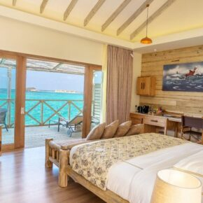 You & Me by Cocoon Maldives Zimmer