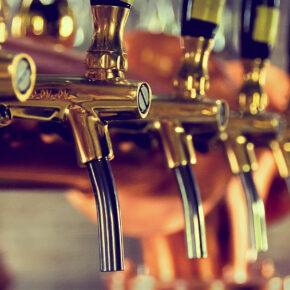 Zapfanlage Bier