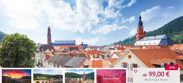 2 Tage Heidelberg