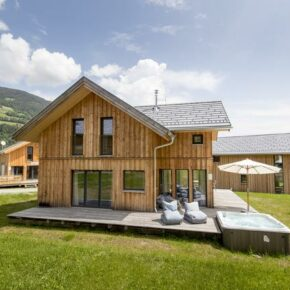 Neueröffnung: Ferienvilla in der österreichischen Steiermark mit Jacuzzi & Sauna nur 156€ p.P.