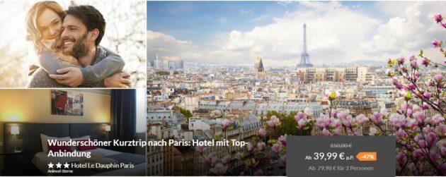 Paris Schnäppchen