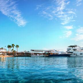 7 Tage Hurghada im TOP 4* Albatros Hotel mit All Inclusive, Flug & Transfer nur 296€