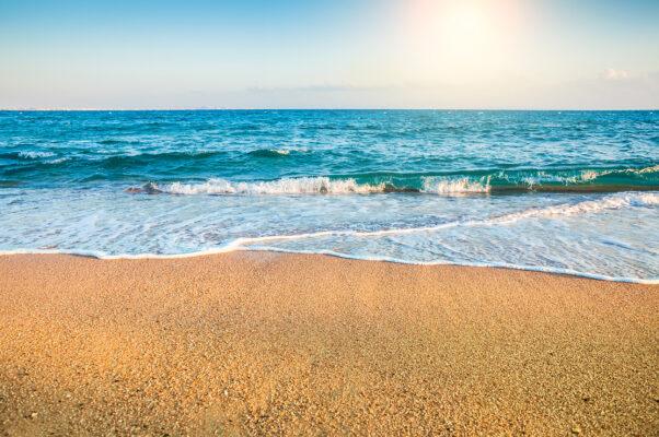 Ägypten Hurghada Strand Meer