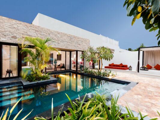 Al Baleed Resort Salalah aussen
