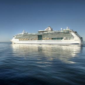 Baltisches Meer Kreuzfahrt Schiff