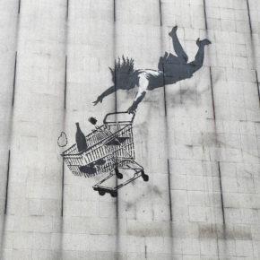 Banksy Werke: An diesen Orten in Deutschland & der Welt findet Ihr die berühmte Street Art