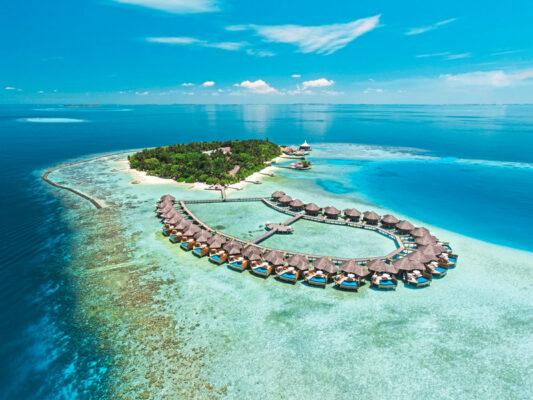 Baros Maldives Insel