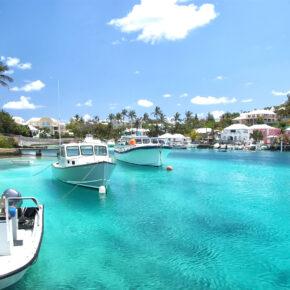 14 Tage Bermuda: Flüge ab Deutschland inklusive Gepäck nur 547€